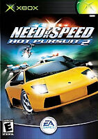 Need for Speed: Hot Pursuit 2 (Original Xbox, 2002) Disc Only, Tested