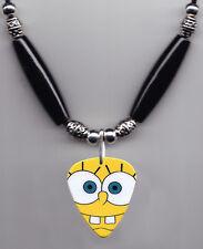 SpongeBob SquarePants Guitar Pick Necklace #3