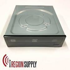 Lite-On iHAS124-04 24x SATA DVD+/-RW Dual Layer DVD Burner OEM (Black) - SEALED