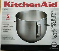 Kitchenaid 5 qt. Stainless Steel Mixer Bowl: K5ASBP