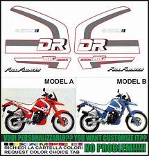 kit adesivi stickers compatibili DR 800 S BIG 1990