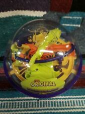 PERPLEXUS THE ORIGINAL 3D Puzzle Ball Maze Game Brain Teaser Toy by Spin Master