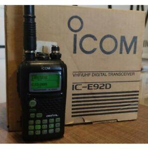 ICOM IC-E92D RTX VHF/UHF ANALOG/D-STAR - PERFETTO STATO