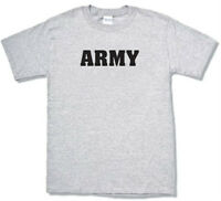 US United States ARMY MILITARY Adult T-Shirt SM To 5XL