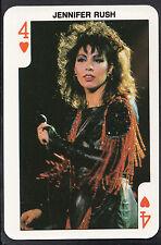 Dandy Gum Card - Rock'n Bubblegum Card - Singer - Jennifer Rush