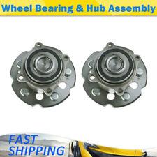 MOOG Rear Wheel Bearing and Hub Assembly 2 PCS For Honda Pilot
