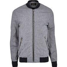 River Island Zip Waist Length Coats & Jackets for Men