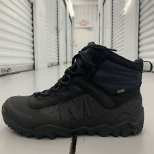 Merrell Black Performance Footwear Sneakers Mens Boots Shoes Size 11 Warm Winter