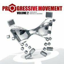Progressive movement vol.2 - True leggi, età Breed, khainz, tapwater-CD NUOVO