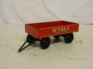Corgi 1:50 4 Wheel Open Trailer Wynns 80305