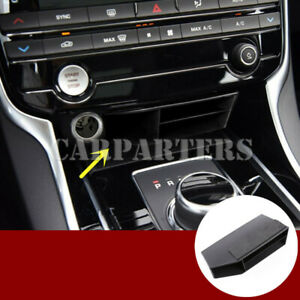 For Jaguar XF X260 Inner Center Console Multifunction Storage Box 2016-2021