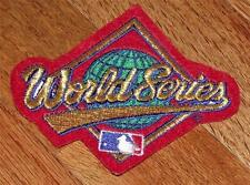 "NEW Old-Stock 1992 World Series Patch 4"" x 3.5"" Old Stock TORONTO BLUE JAYS *R7"