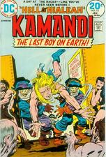 Kamandi, the last Boy on Earth # 13 (Jack Kirby) (Estados Unidos, 1974)