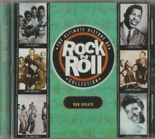 C.D.MUSIC E948  THE ULTIMATE HISTORY OF  ROCK 'N' ROLL :  R & B GREATS   CD