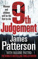 9th Judgement: (Women's Murder Club 9) by James Patterson (Paperback, 2011)