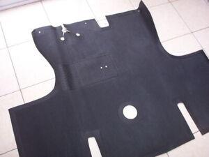 Renault Dauphine Ondine Rubber floor mat (Front)