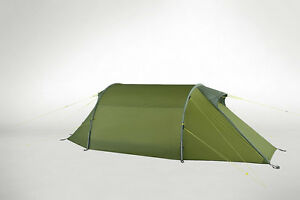 TATONKA ARCTIS 2 TUNNEL TENT 2 PERSON HIKING TOURING LIGHT-WEIGHT OLIVE RIPSTOP