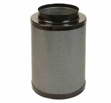 """Hydroponics Fox Carbon Filter 5/"""" 125mm x 500mm Odour Control Indoor Growing"""