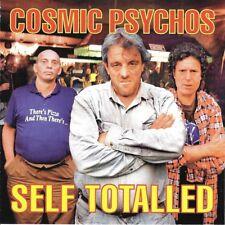 Cosmic Psychos - Self Totalled CD
