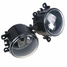 Pair Clear Lens LED Fog Driving light Lamp For Subaru Legacy 2010 2011 2012
