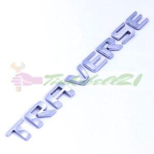 09-17 Chevrolet Traverse Liftgate Rear Emblem Letters Badge Nameplate OEM Trunk