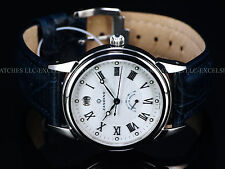 New Candino Mens Reserve De Marche Swiss Made COSC Certified Automatic SS Watch