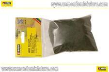 Herbes vert foncées 2,5 mm  NOCH - NO 08321 - Echelle G,0,H0,TT,N,Z