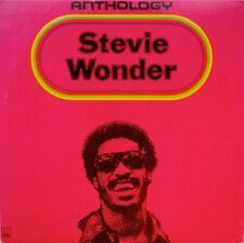 Anthology Music Records Stevie Wonder