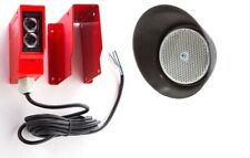Photo Safety Beam For Sensor, Gates, Garage Doors, Alarms, Safety Indoor/Outdoor