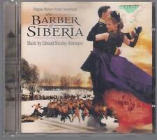BARBER OF SIBERIA - EDVARD ARTEMYEV CD OST SCORE NIKITA MIKHALKOV