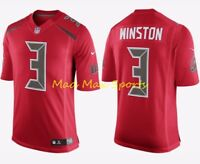 JAMEIS WINSTON Tampa Bay BUCCANEERS Nike COLOR RUSH Limited THROWBACK Jersey