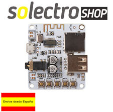 Reproductor de audio Bluetooth Amplificador  Board Player USB DC 5V M0067