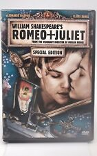 Romeo & Juliet (DVD 2006 Special Edition ) Leonardo Dicarprio - Like New