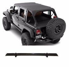 Smittybilt Extended Top & Header Channel Set 2007-2009 4dr Jeep Wrangler JK