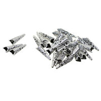 BULK 100 x Extra Long 80mm 8cm Silver Eye Pins Jewellery Findings Beading Wires