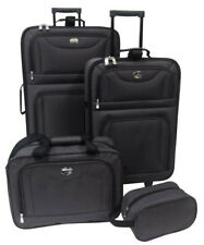 4-Piece Luggage Set Jetstream