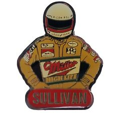 "VTG Indycar 500 CART Danny Sullivan ""Miller High Life"" Auto Racing Lapel Pin"