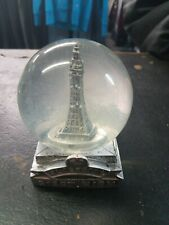 Blackpool England Blackpool Tower Eiffel Tower Snowglobe Tourist Souvenir