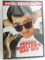 Ferris Bueller's Day Off ~  Matthew Broderick ~ Comedy DVD Movie