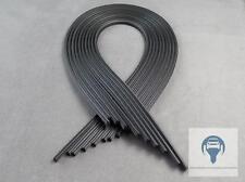 10x TERGICRISTALLO gomme per tutti i tergicristalli Bosch Aerotwin fino a 750mm lunghezza