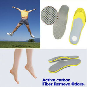 New Orthotic shoes Foot Feet Heel Insole Mesh Pad 3D Arch Support Insert Cushion
