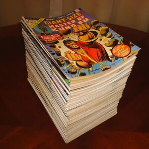 Master of Kung Fu #17-125 Complete Full Run + Giant-Size #1,2,3,4 Lot 1974-'83