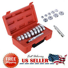 10pc Auto Bearing Race And Seal Driver Master Wheel Axle Bearings Puller Install