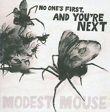 No One's First, and You're Next Modest Mouse Audio CD