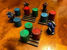 Barrel Set Tabletop 28mm Miniatures Wargame, 40K Warhammer, Terrain, Scenery