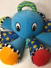 Octopus Plush OCTOTUNES Musical Sensory Development Kids Carry Handle Lamaze