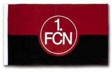 Flagge Fahne mit Hohlsaum 1. FC Nürnberg Logo - 100 x 150 cm
