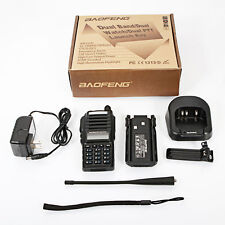 Baofeng UV-82 Dual Band UHF/VHF 137-174/400-520MHz Two-Way Radio