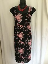 Target Polyester Floral Regular Size Dresses for Women