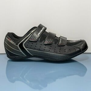 SPECIALIZED Sport TR Mens US 11.5 EUR 45 Black Body Geometry Cycling Shoes EUC